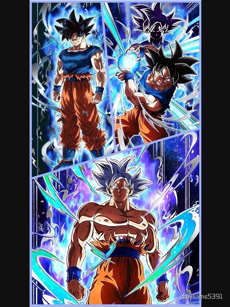 Goku by dwilliams5391