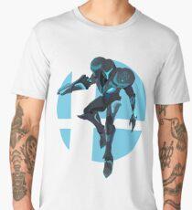 Dark Samus - Super Smash Bros. Ultimate -  Men's Premium T-Shirt