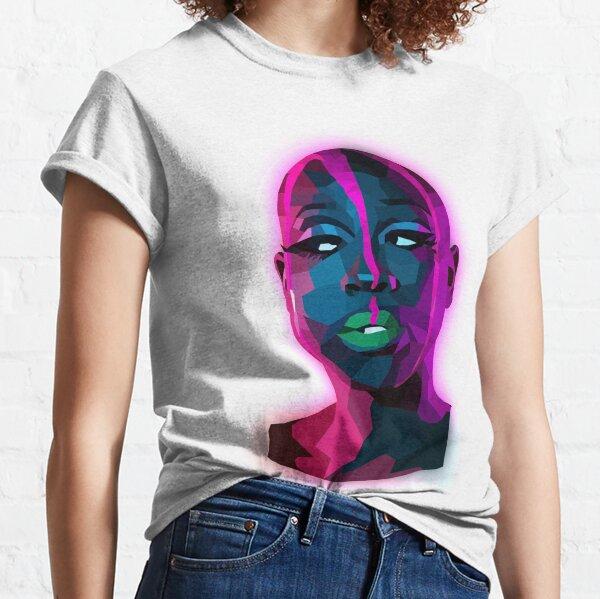 Neon Bob The Drag Queen Classic T-Shirt
