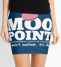 A Moo Point Mini Skirt