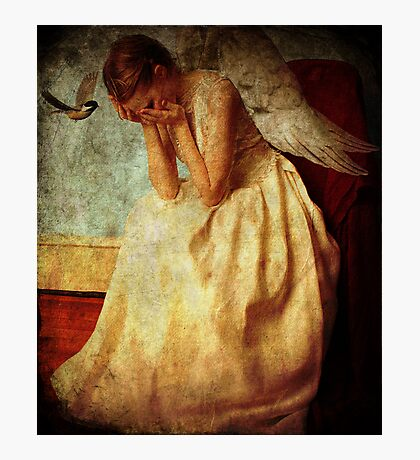 Tears of an Angel Photographic Print