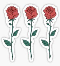Mary's Garden - Roses Sticker