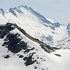 The Peaks of Garibaldi Provincial Park. Whistler, BC by BenClarkImagery