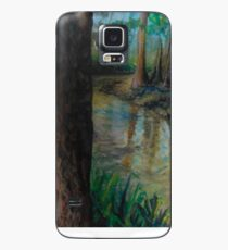 Trees and River Case/Skin for Samsung Galaxy