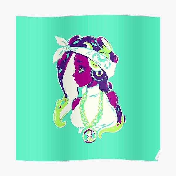 Shark Bytes! - Marina - Poster