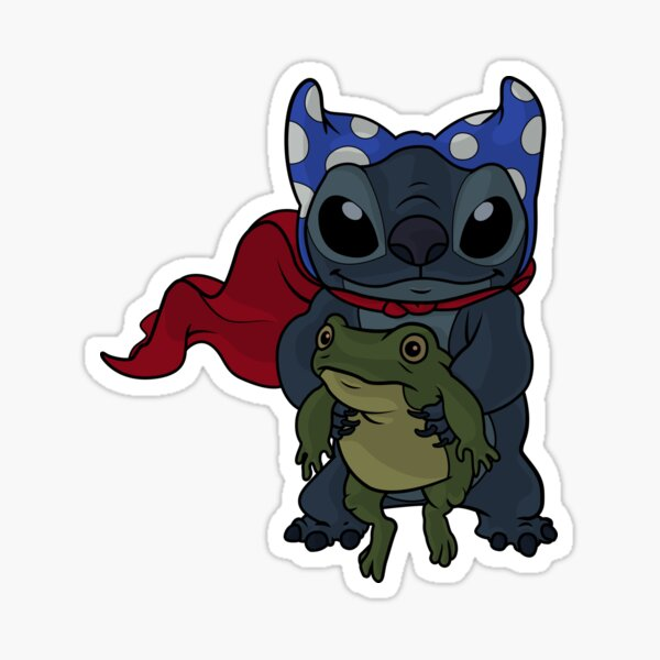 Super Stitch Sticker