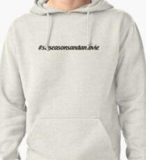Quote Pullover Hoodie
