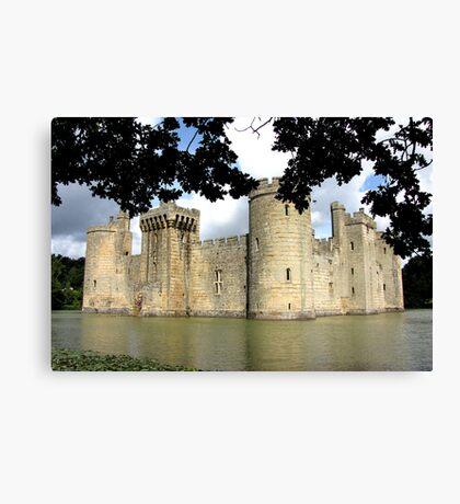Bodiham Castle Canvas Print