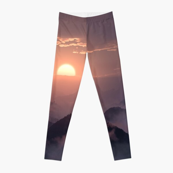Peace in the Valley Leggings