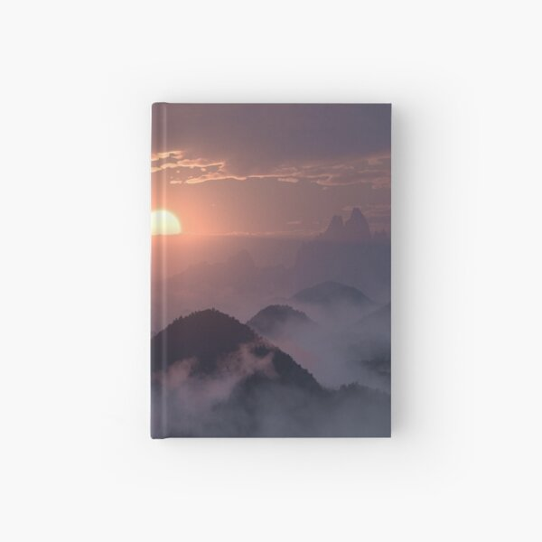 Peace in the Valley Hardcover Journal