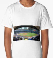 Toronto Blue Jays Rogers Centre Long T-Shirt