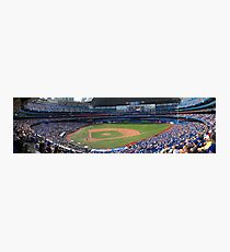 Toronto Blue Jays Rogers Centre Photographic Print