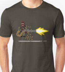 Contact ! - Predator Pixel Art T-shirt unisexe