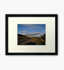 View from Portsdown Hill 03 Framed Print