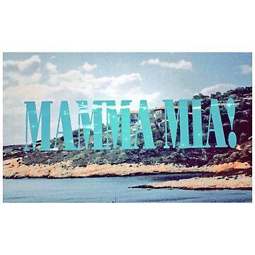 Mamma Mia Vintage by kardish