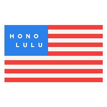 HONOLULU - OAHU - HAWAII  - USA by JamesShannon