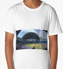 Toronto Blue Jays Rogers Centre Long T-Shirt
