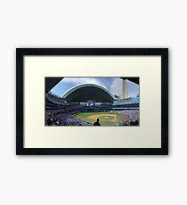 Toronto Blue Jays Rogers Centre Framed Print