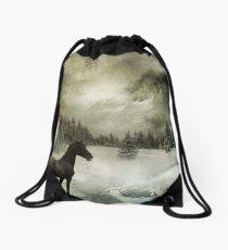 Sentry Drawstring Bag