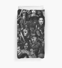 Best Classic Horror Movies Duvet Cover