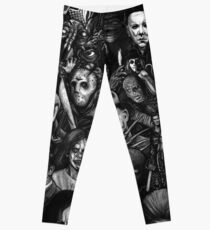 Best Classic Horror Movies Leggings