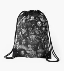 Best Classic Horror Movies Drawstring Bag