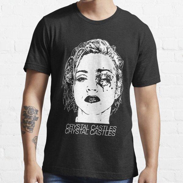 Crystal Castles (Black) Essential T-Shirt