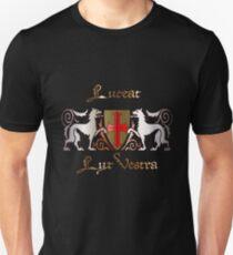 Luceat Lux Vestra Unisex T-Shirt