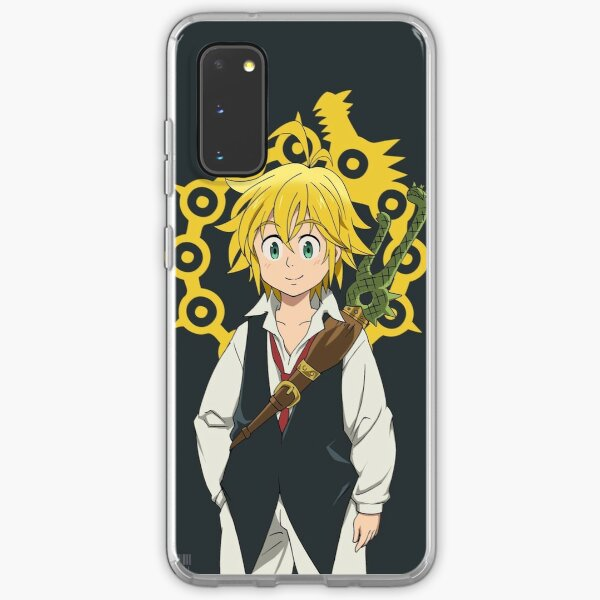 Meliodas. Samsung Galaxy Soft Case