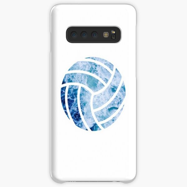 Volleyball Ozean Samsung Galaxy Leichte Hülle