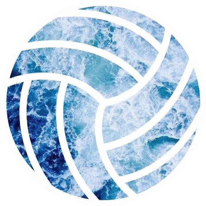 Volleyball Ozean von sluggishsloth