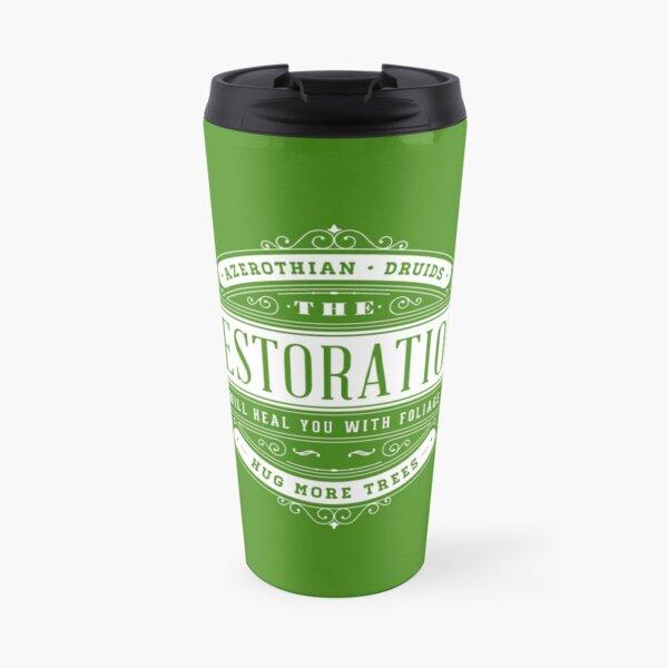 WoW Brand - Restoration Druid Travel Mug