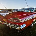 59 Chevy Tail by barkeypf
