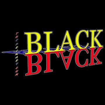 Black - The Primary Sum by UniqueCreator