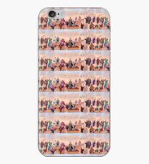The Office Cast Mural iPhone Case