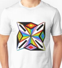 Symmetric 03 Unisex T-Shirt