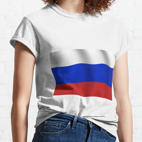 #Russian #Flag,   #RussianFlag, #Russia, #International #Olympic #Committee, #IOC,   #ThomasBach, #doping, #scandal, #Court, #Arbitration, #Sport Classic T-Shirt