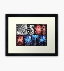 Thangorodrim Progression Framed Print