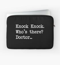 Knock-Knock 3 Laptop Sleeve