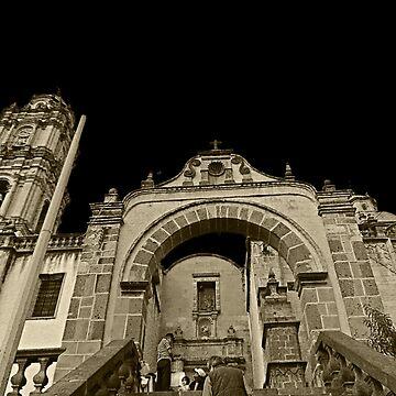 ©MS Tlalpujahua VIIIA Monochromatic by OmarHernandez