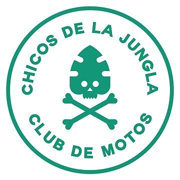 Chicos de la Jungla - Scooter Club by JamesShannon