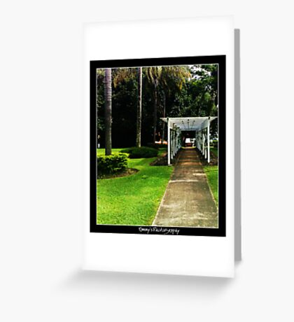 Queens Park Greeting Card