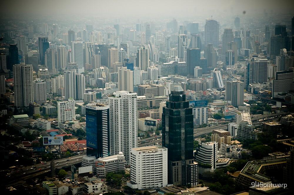 Bangkok, cityscape by 945ontwerp