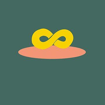 Minimalist Dance Gavin Dance Mothership by reffjey