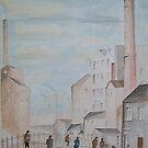 Off 't' mill by Alan Harris