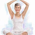 yoga by Jim rownd