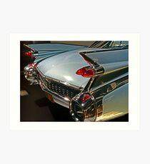 1959 Cadillac Art Print