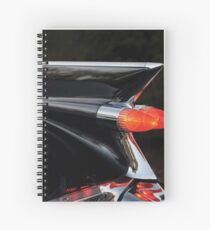 1959 Cadillac (Tail Lights) Spiral Notebook