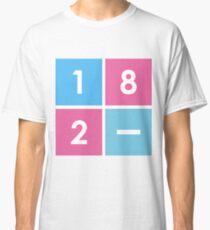 182 Squares Classic T-Shirt