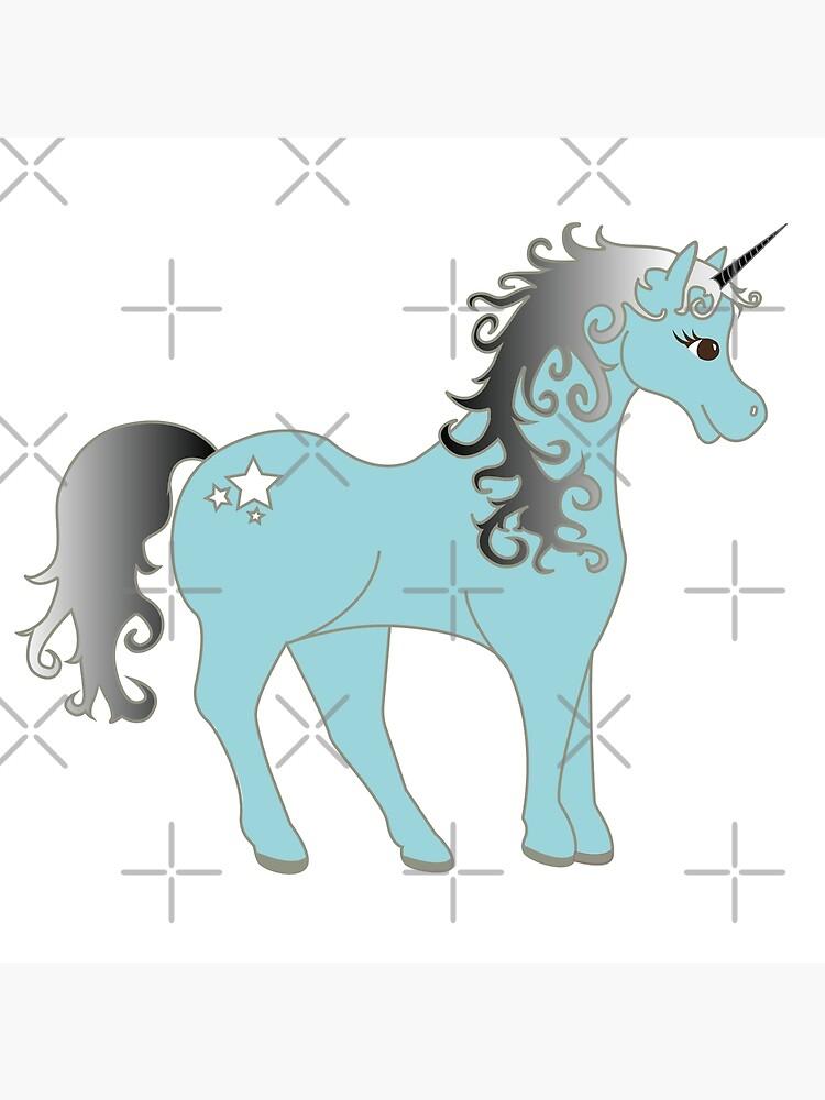 Cute Trendy UNICORN TShirt | Trendy Kidz Tees by ShyneR